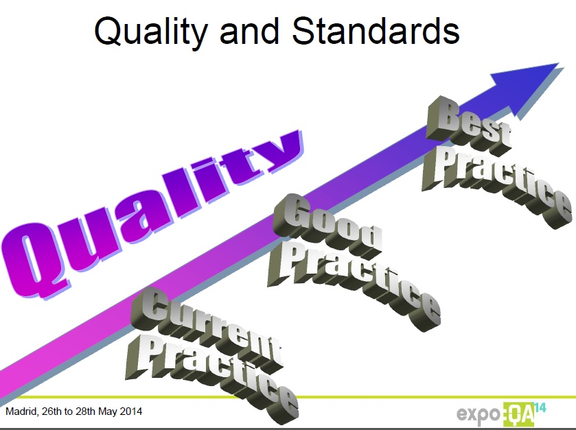 "ISO 29119 and ""best practice""; a confused mess – James ... Quality Standards"