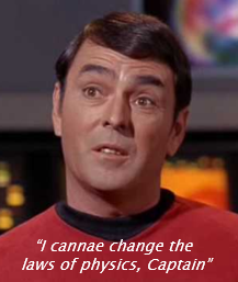 Scotty from Star Trek
