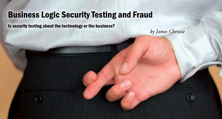 business logic security testing article