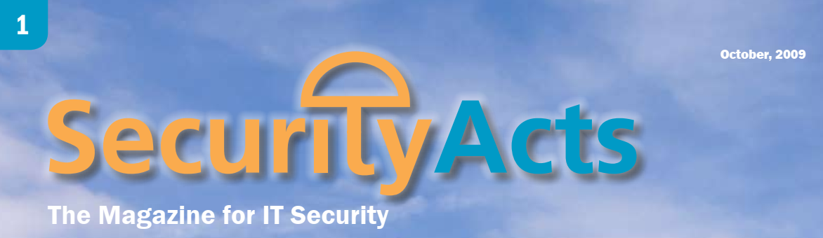 Security Acts magazine